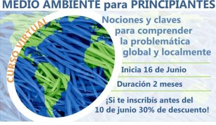 Curso Medio Ambiente para Principiantes